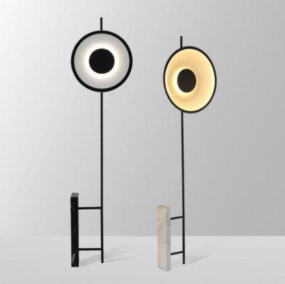 Geometric Circle Floor Lamp Kitchen lights