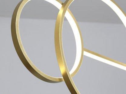 Geometric Key Pendant Light Lobby lights
