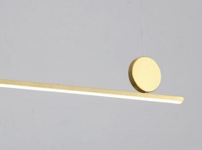 Geometric Key Pendant Light Modern Lights