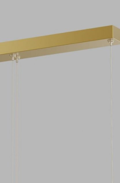 Geometric Shapes Pendant Light Living Room lights