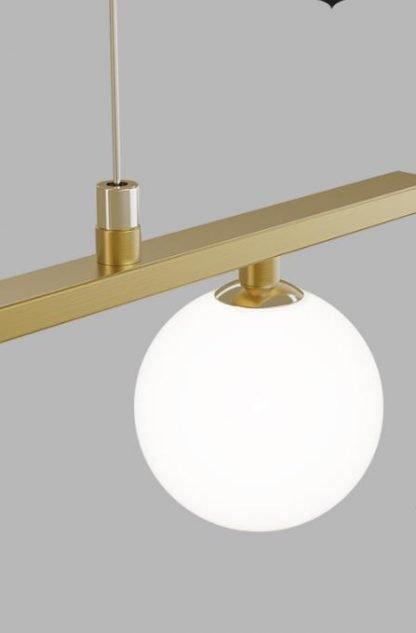 Geometric Shapes Pendant Light Luxury lights