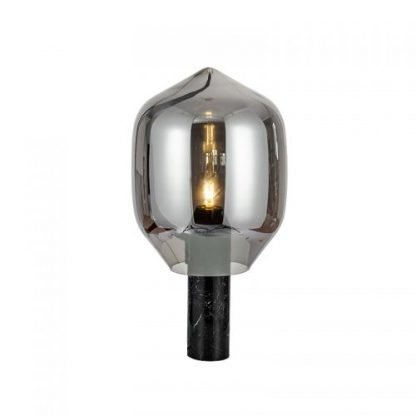 Gremian Glam Candle Shape Table Lamp