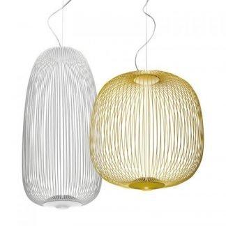 Grendel Minimalist Wire Industrial Pendant Light