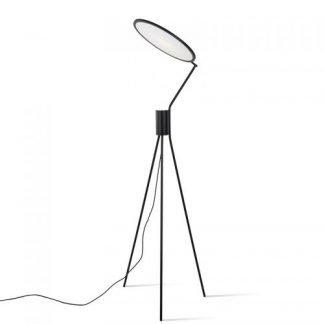 Heribert Modern Geometric Tripod Floor Lamp