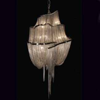 Mercede Luxury Antique Sail Chandelier Light