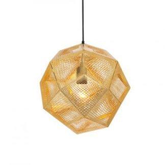 Rhys Modern Gemstone Shaped Pendant Light