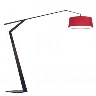 Rianne Modern Geometric Arm Floor Lamp