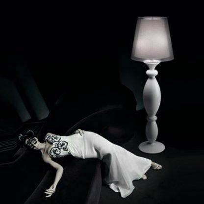 Ventura Victorian Art Deco Floor Lamp