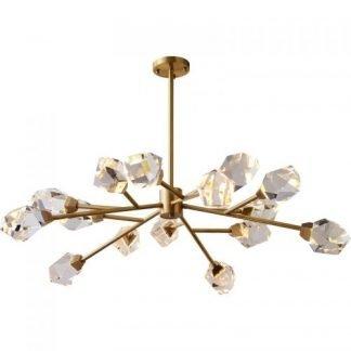 Vilmaris Luxury Crystal Elegant Chandelier Light
