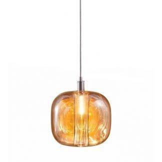 Vintage Glass Pendant Light Restaurant lights