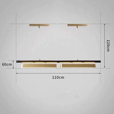 Clean Line Pendant Light Bar lights