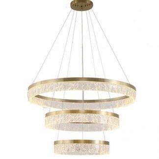 Corban Luxury Stunning Crystal Chandelier Light