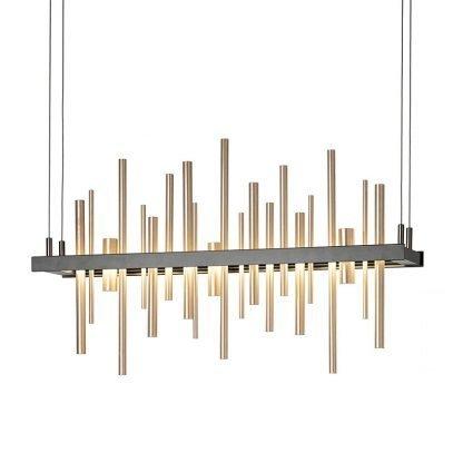 Geometric Integrated Chandelier Light Glamorous lights