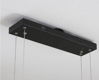Geometric Integrated Chandelier Light Hall lights