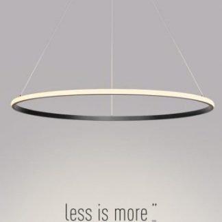 Greid Minimalist One Ring Pendant Light