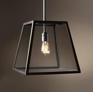Hercules Minimalist Open Design Pendant Light