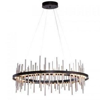 Heremon Luxury Geometric Integrated Chandelier Light
