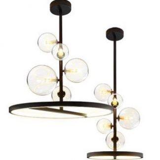 Joi Modern Geometric Globes Pendant Light