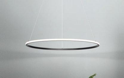 One Ring Pendant Light Modern Lightings