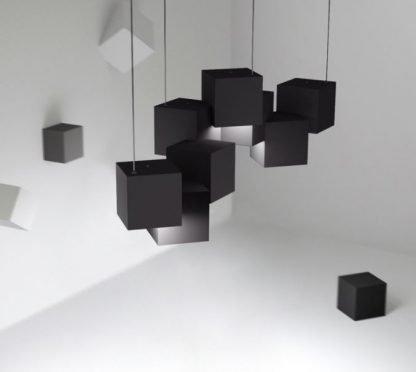 Pixel Shaped Pendant Light Bar Counter lights