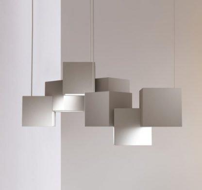 Pixel Shaped Pendant Light Minimalist light