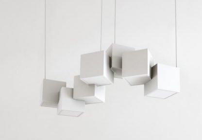 Pixel Shaped Pendant Light Study Area lights