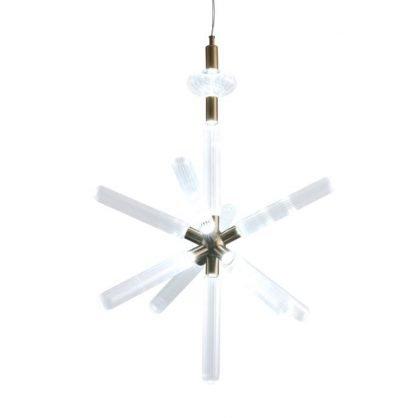 Snowflake Shape Pendant Light Bar lights