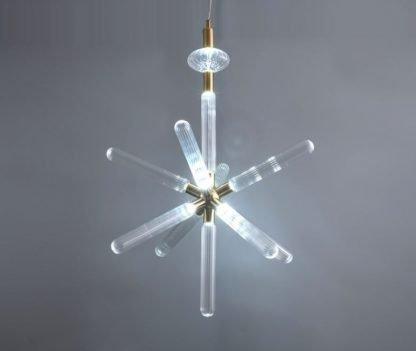 Snowflake Shape Pendant Light Hallway lights