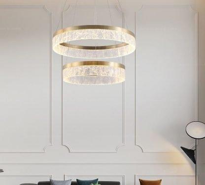 Stunning Crystal Chandelier Light Hall lights