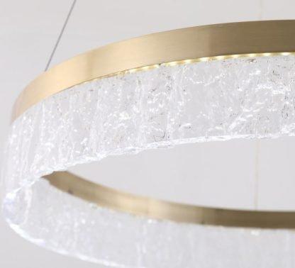 Stunning Crystal Chandelier Light Luxury Design lights