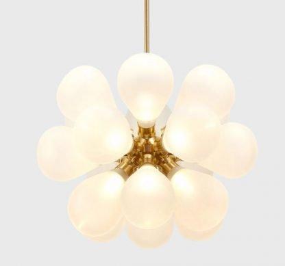 Glass Bouquet Pendant Light Hall lights